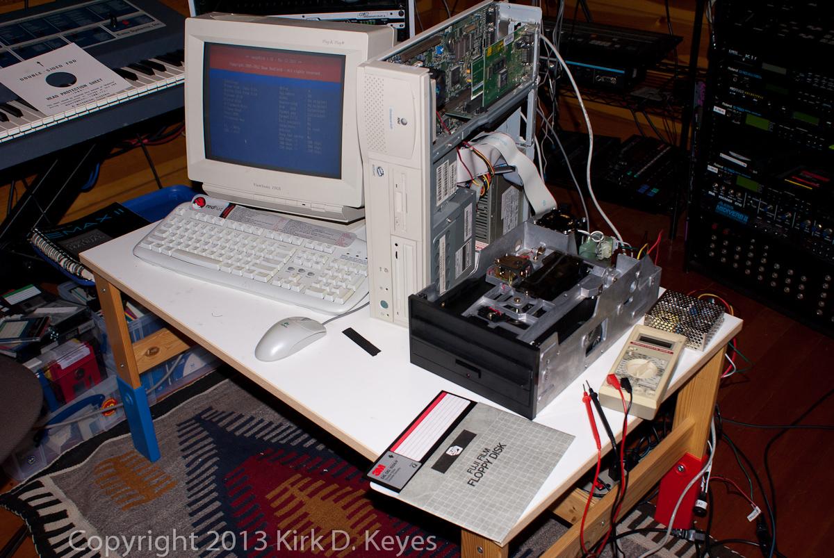 8 Fairlight Floppy Disk Imaging Www Synthroom Com