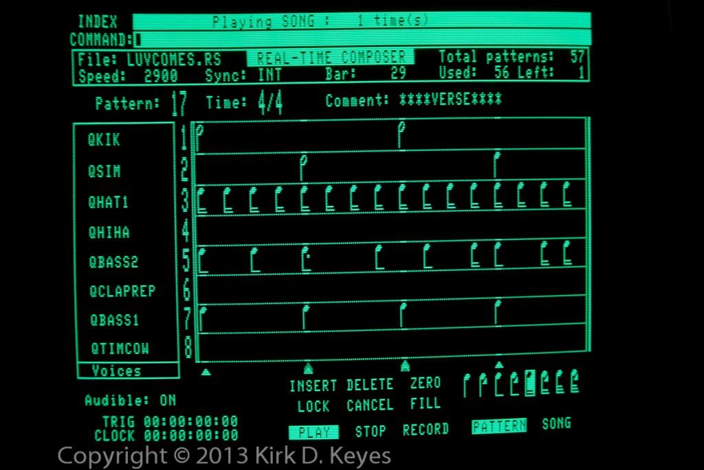 PSB LUVCOMES.RS - Bar 29 - Verse