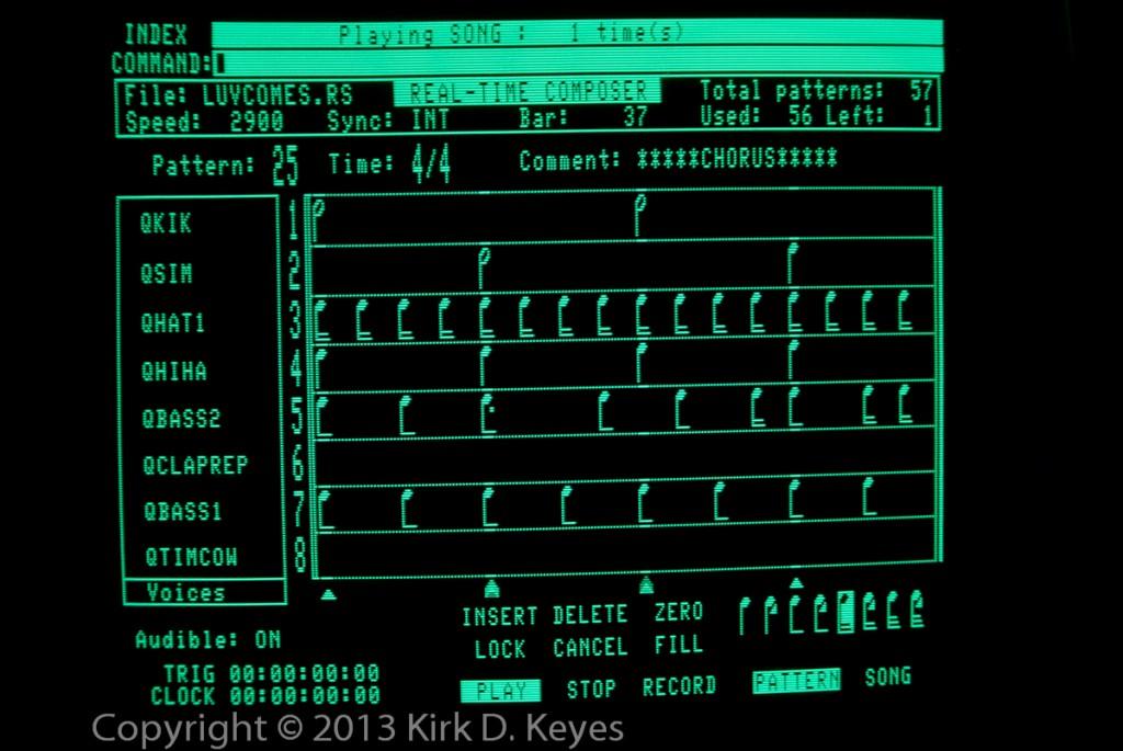 PSB LUVCOMES.RS - Bar 37 - Chorus
