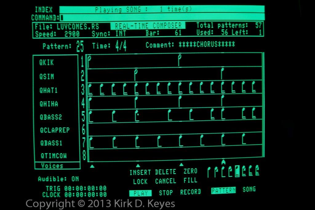 PSB LUVCOMES.RS - Bar 61 - Chorus