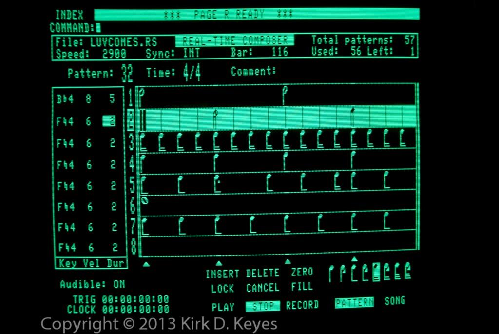 PSB LUVCOMES.RS - Bar 116 Track 2