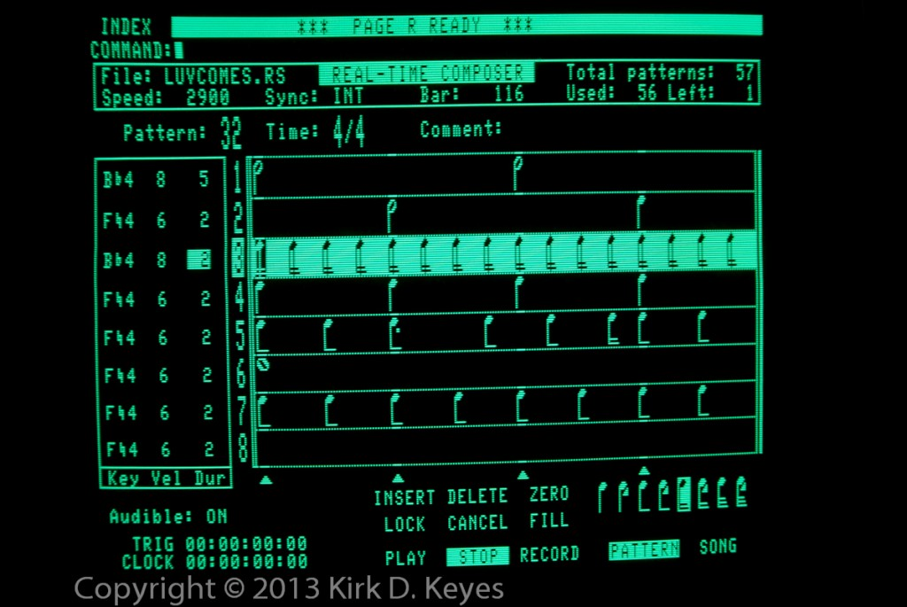 PSB LUVCOMES.RS - Bar 116 Track 3