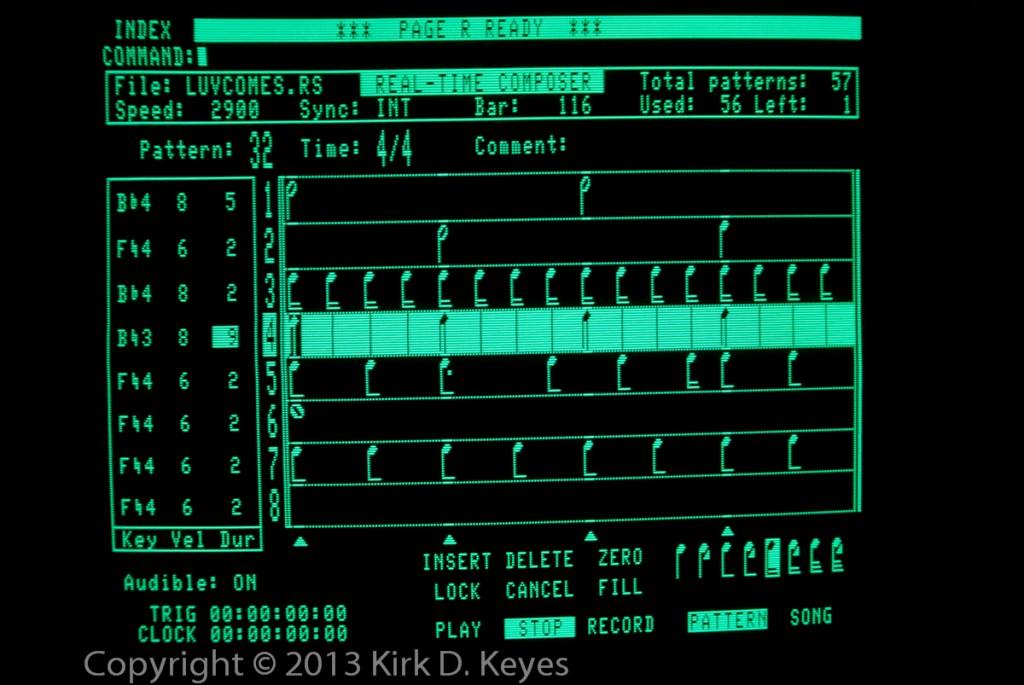 PSB LUVCOMES.RS - Bar 116 Track 4