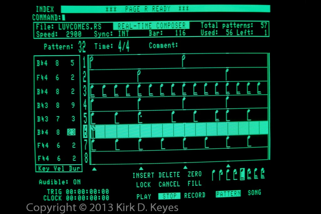 PSB LUVCOMES.RS - Bar 116 Track 6