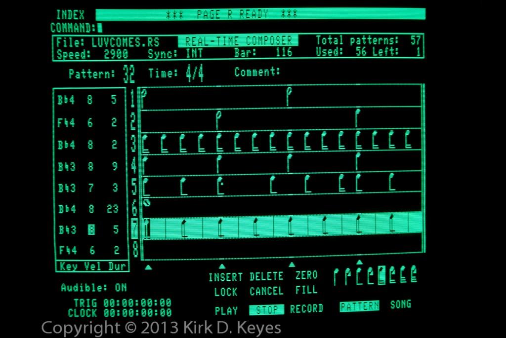 PSB LUVCOMES.RS - Bar 116 Track 7