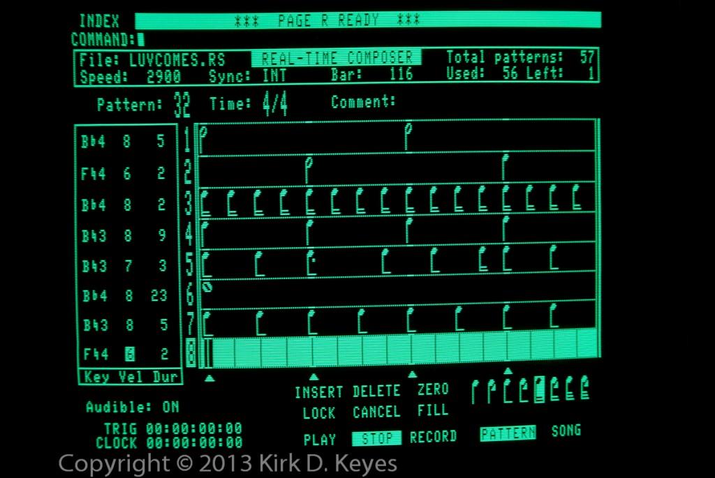 PSB LUVCOMES.RS - Bar 116 - Track 8